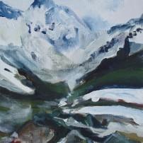 bergspitze 202x202 Malerei