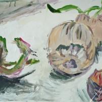 zwiebeln 202x202 Malerei